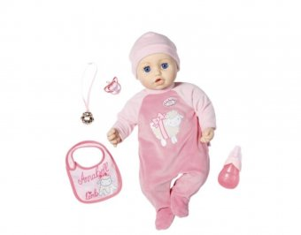 Papusa interactiva 43 cm - Baby Annabell