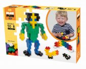 Set 50 piese de construit big basic , Plus Plus